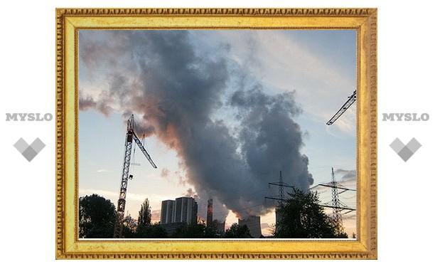 Новомосковские предприятия нарушили законодательство по охране окружающей среды