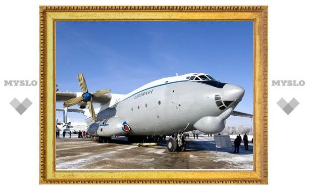 Катастрофа под Тулой: приостановлены полеты АН-22