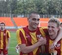 Тульский «Арсенал» вышел вперед в матче с «Шинником»
