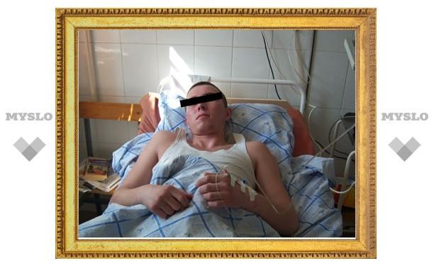 Избитый контрактником десантник несколько дней провел в коме