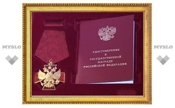 В Тульской области наградят героев-чернобыльцев