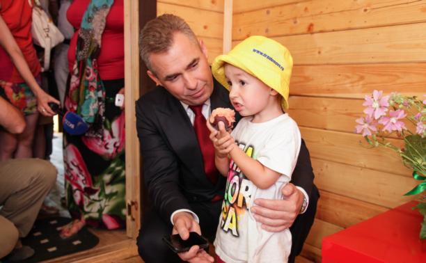 Павел Астахов посетил Алексинскую санаторную школу-интернат