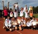 Юные тульские легкоатлеты бьют рекорды страны