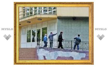 В Туле возбудили дело по статье о вандализме