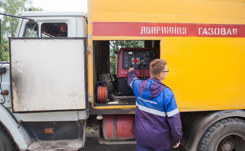 В России принят закон о бесплатном подключении газа населению