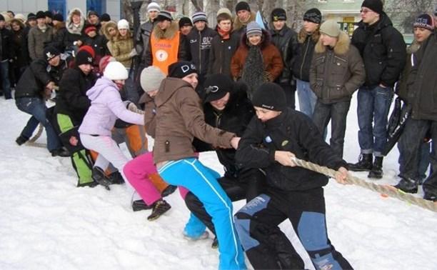 В Тульской области пройдет молодежный фестиваль «Русская зима – 2016»