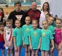 Юные тульские гимнасты выступили на соревнованиях в Казани
