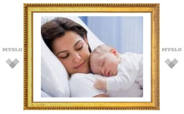 В Туле стали больше рожать здоровых детей
