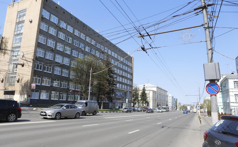 Администрация Тулы запретила левый поворот и разворот на проспекте Ленина. Но это неточно