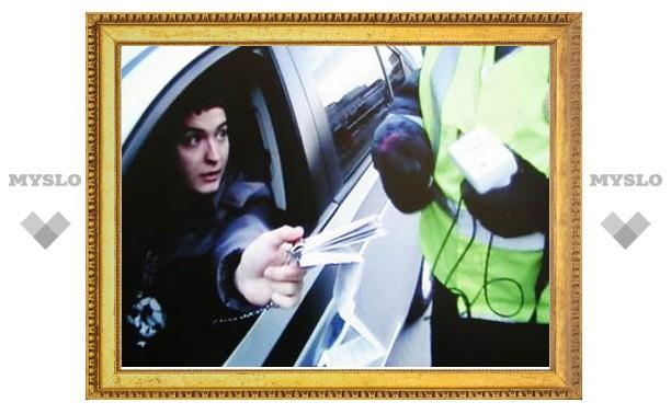 Гаишники получили «шпионские» видеорегистраторы