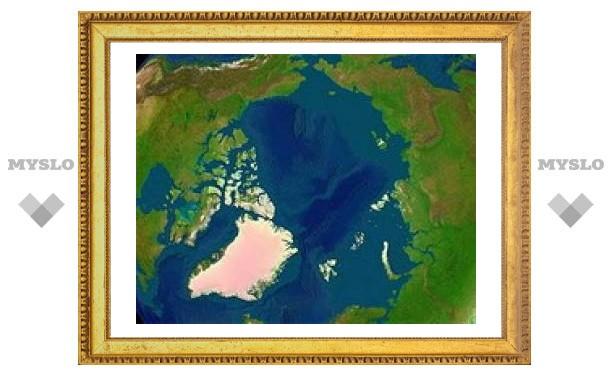 В таянии Арктики обвинили сажу