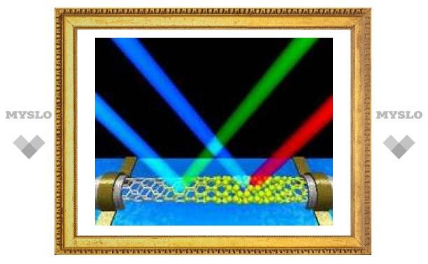 В IBM измерили электронную плотность нанотрубок