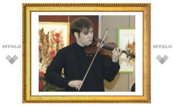 Дмитрий Коган выступал в Туле с мамой