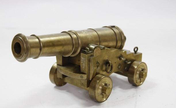 В Тульском кремле покажут артиллерию в моделях