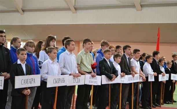 Тульские легкоатлеты привезли золото из Беларуси