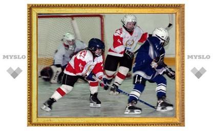 Алексинские хоккеисты начали «Золотую шайбу - 2013» с побед!