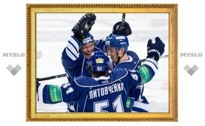 Клуб КХЛ сорвал предсезонный матч