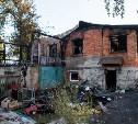 Туляк пытался зарезать бывшую жену, а потом спалил дом