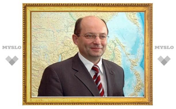Преемник Росселя начал работу губернатором с молебна