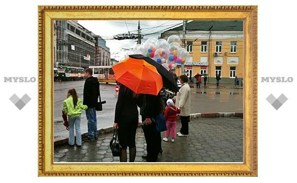 Погода может помешать тулякам праздновать День города