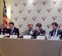 Груздев презентовал в США инвестиционный потенциал Тульской области