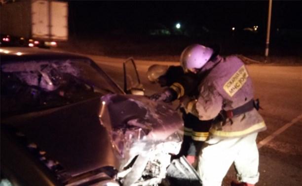 В ДТП в Богородицком районе пострадали две женщины