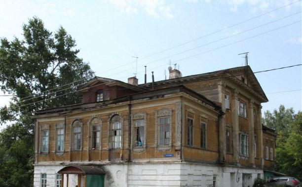 Юрий Андрианов посетил усадьбу Мосоловых в Дубне