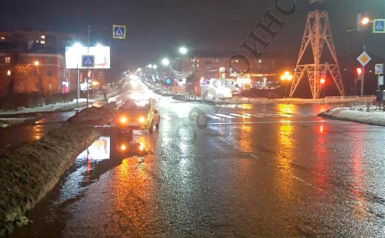 Тулячка пострадала в аварии на улице Кутузова