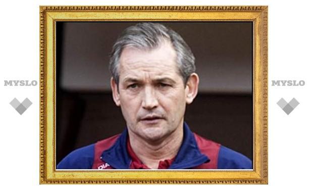 Сборная Шотландии по футболу осталась без тренера