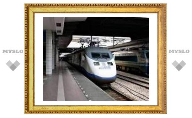 Высокоскоростные поезда соединят Петербург сначала с Москвой, а потом и с Хельсинки