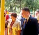 Владимиру Груздеву не понравилось, как делают спортплощадки на Косой Горе