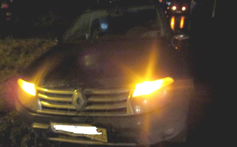 В Кимовске женщина попала под колеса «Рено»