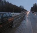 """На трассе М2 """"Крым"""" легковушка насмерть сбила пенсионерку"""