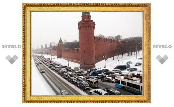 В Москве еще 60 улиц станут односторонними