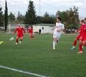 Арсенал сыграл вничью с македонским клубом «Горизонт»
