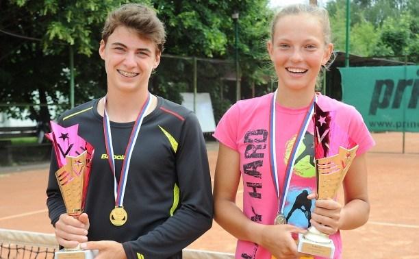 Тульский теннисист Тимофей Скатов выиграл первенство России