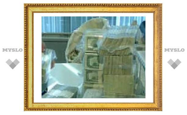 Золотовалютные резервы России достигли исторического максимума - 356,6 млрд долларов