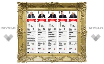 Кандидаты в Президенты России в цифрах и фактах