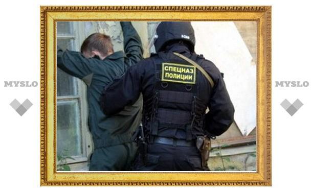 Под Тулой будут судить полицейского-наркоторговца