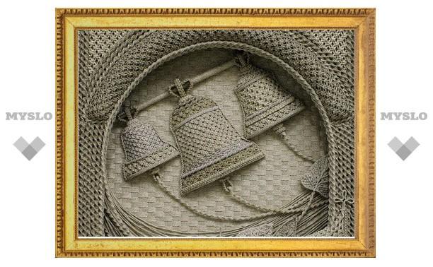 В Тулу привезут уникальные иконы из льна