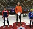 Тульские конькобежцы могут пройти в финал юношеского первенства России
