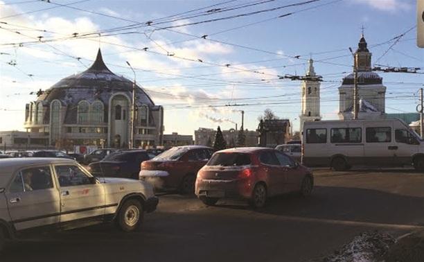 В Заречье не работают светофоры