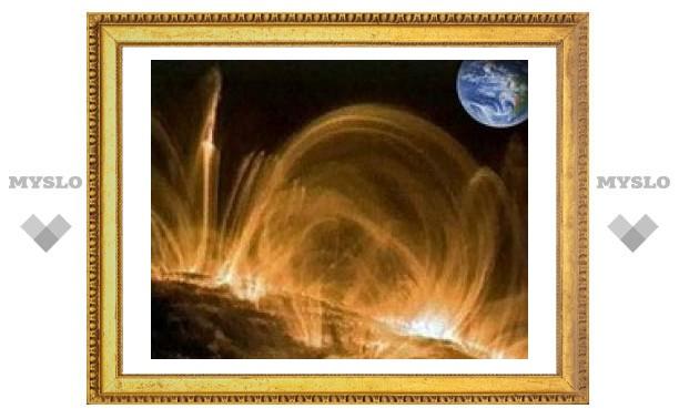 В космосе зафиксирована вспышка, способная уничтожить все живое