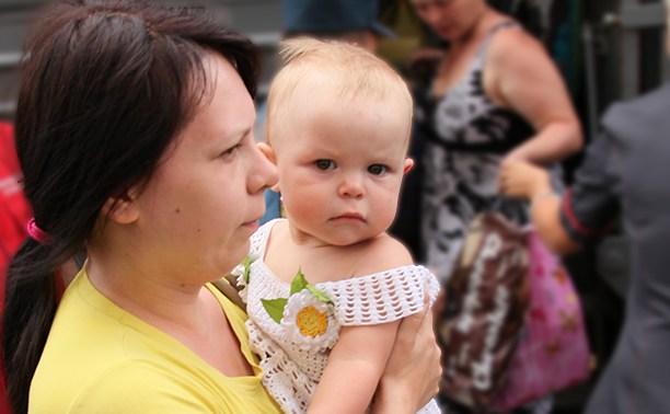 Беженцы с Украины: «Теперь Тула – наш дом!»