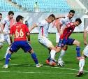 «Арсенал» сыграет против чемпиона России по футболу