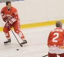 На Губернском катке Тулы сыграют легенды отечественного хоккея