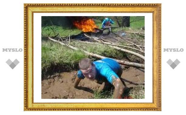 """Под Тулой соревновались юные """"разведчики"""""""