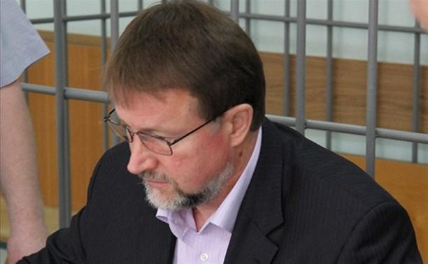 Бывший губернатор Тульской области Вячеслав Дудка может освободиться по УДО
