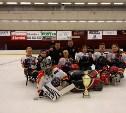 Тульские следж-хоккеисты выиграли турнир Nacka Games в Швеции