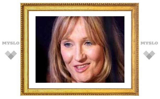 "Джоан Роулинг запретила электронного ""Гарри Поттера"""